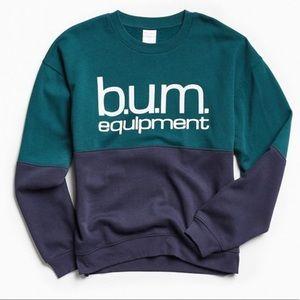 😍 Bum equipment sweatshirt from Urban